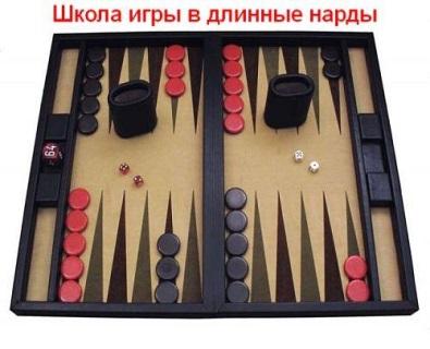 Игра Русские нарды